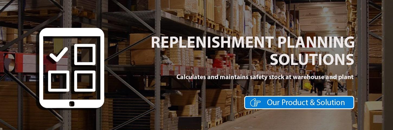 replenishment planning